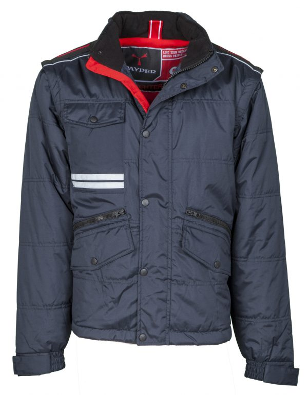 FIGHTER 2.0 NAVY BLUE/RED