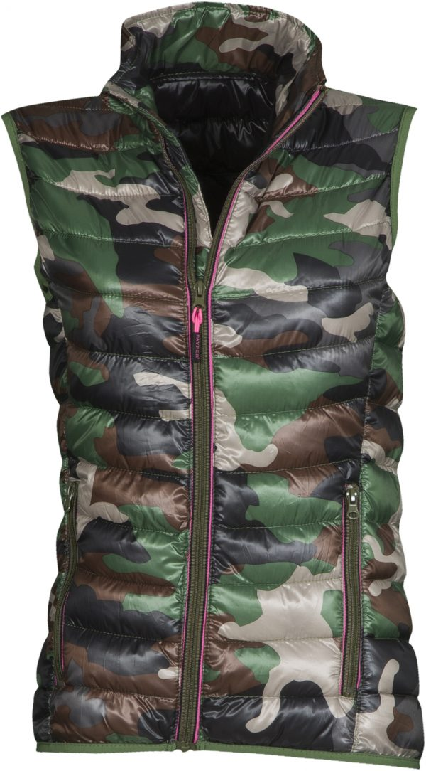 REPLY LADY CAMOUFLAGE/BLACK