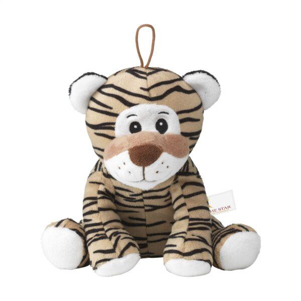 5191 Bruno plush tiger cuddle toy