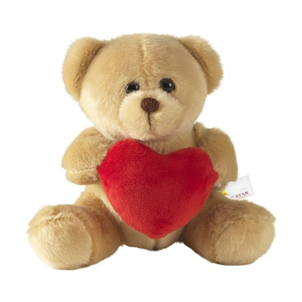 5392 With Love Bear cuddly toy