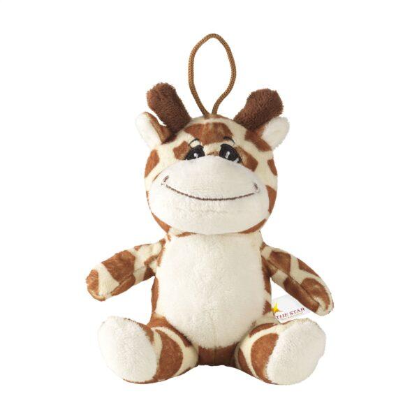 6936 Animal Friend Giraffe cuddle